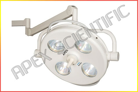 surgical-operating-lights-ceiling-4-reflector-supplier-manufacturer-in-delhi-india
